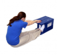 Baseline® Sit n' Reach® Trunk Flexibility Box